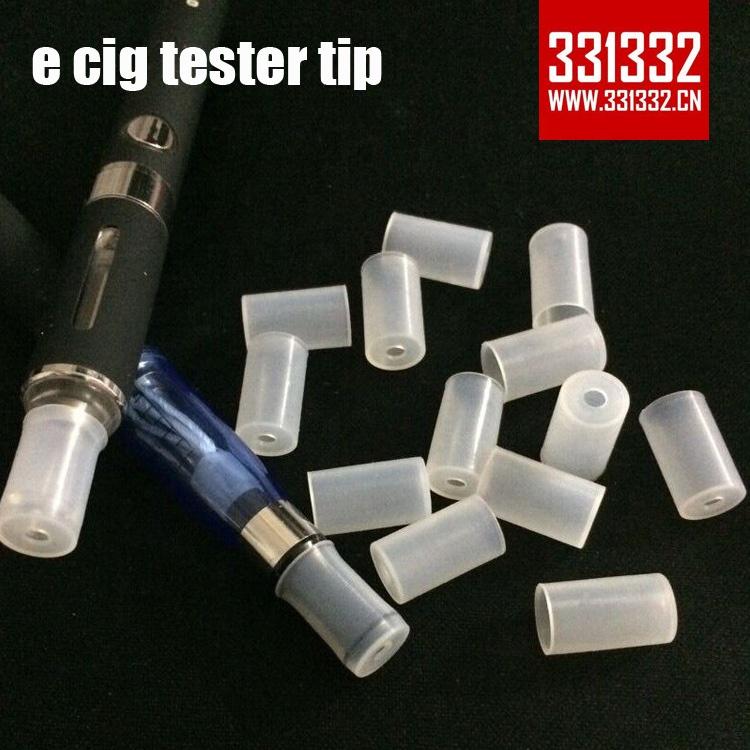 Lovekeke-S005 одноразовые электронные сигареты, мягкие силиконовые Мундштуки для тестирования резины, мундштук, крышка CE4 5
