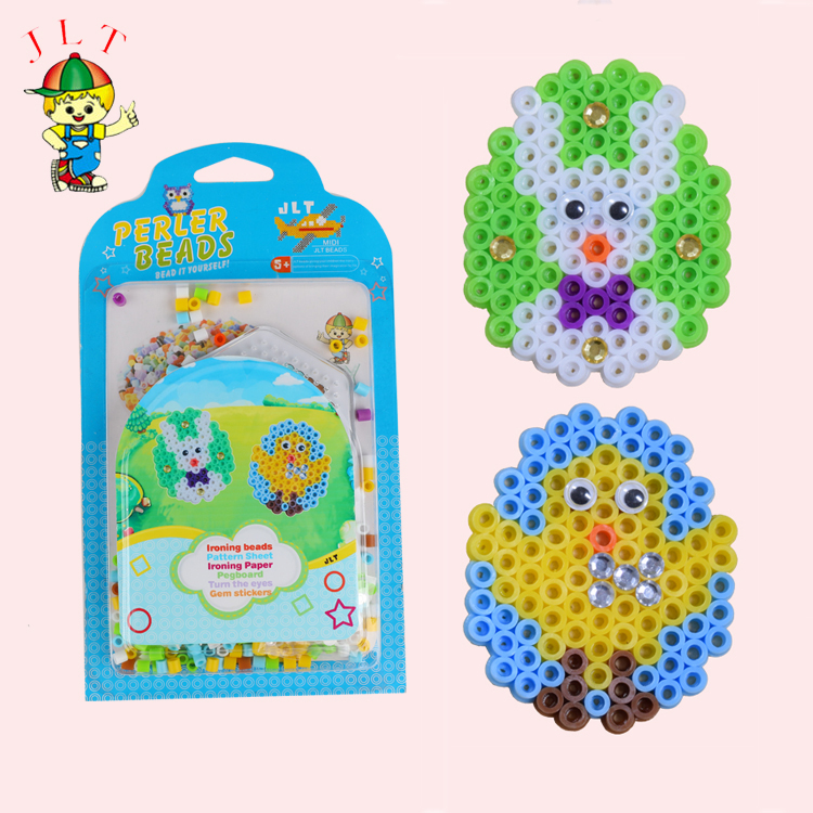 Educational Toys Montessori 3d Beads Diy Craft Kit Most Popular Toys Hama Beads