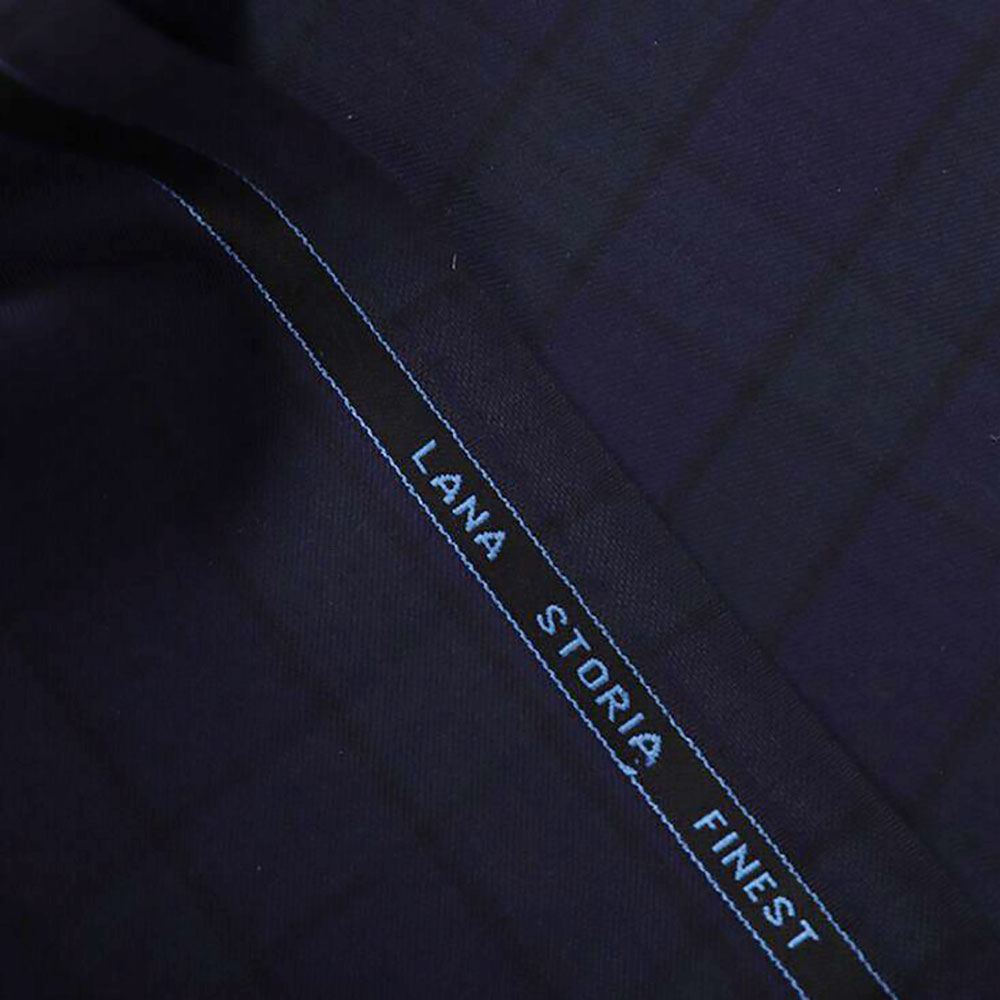 China factory wholesale woven stripe fabric 100% worsted wool suiting fabric