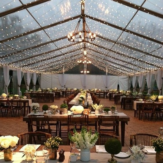 Romantic Transparent Wedding Marquee Clear Tent With Tables And Chairs -  Buy Transparent Wedding Marquee,Clear Wedding Tent,Romantic Wedding Party  Tent Product on Alibaba.com