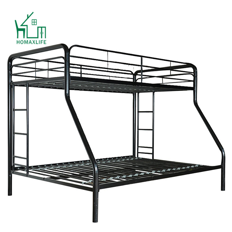 Free Sample Twin Over Full Futon White Metal Double Bottom Bunk Bed With Double On Bottom View Jaybe Recall Uk Online Jysk Manufacturers India Metal Bunk Bed In Hyderabad Homaxlife Product Details