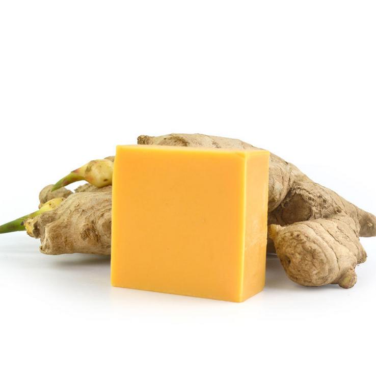 Wholesale Hand Made Soaps Natural Organic Skin Care Hand Soap Bar Ginger Whitening Handmade Soap