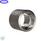 Steel Pipe Fittings Welded Coupling Sfenry Forged Carbon Steel A105 Socket Weld 3000 LB Pipe Fittings Half Coupling