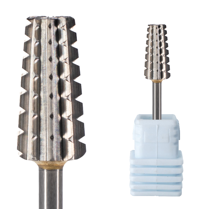 5 в 1 кусачки для ногтей сверла для ногтей карбида фрез для маникюра/педикюра для электродрели