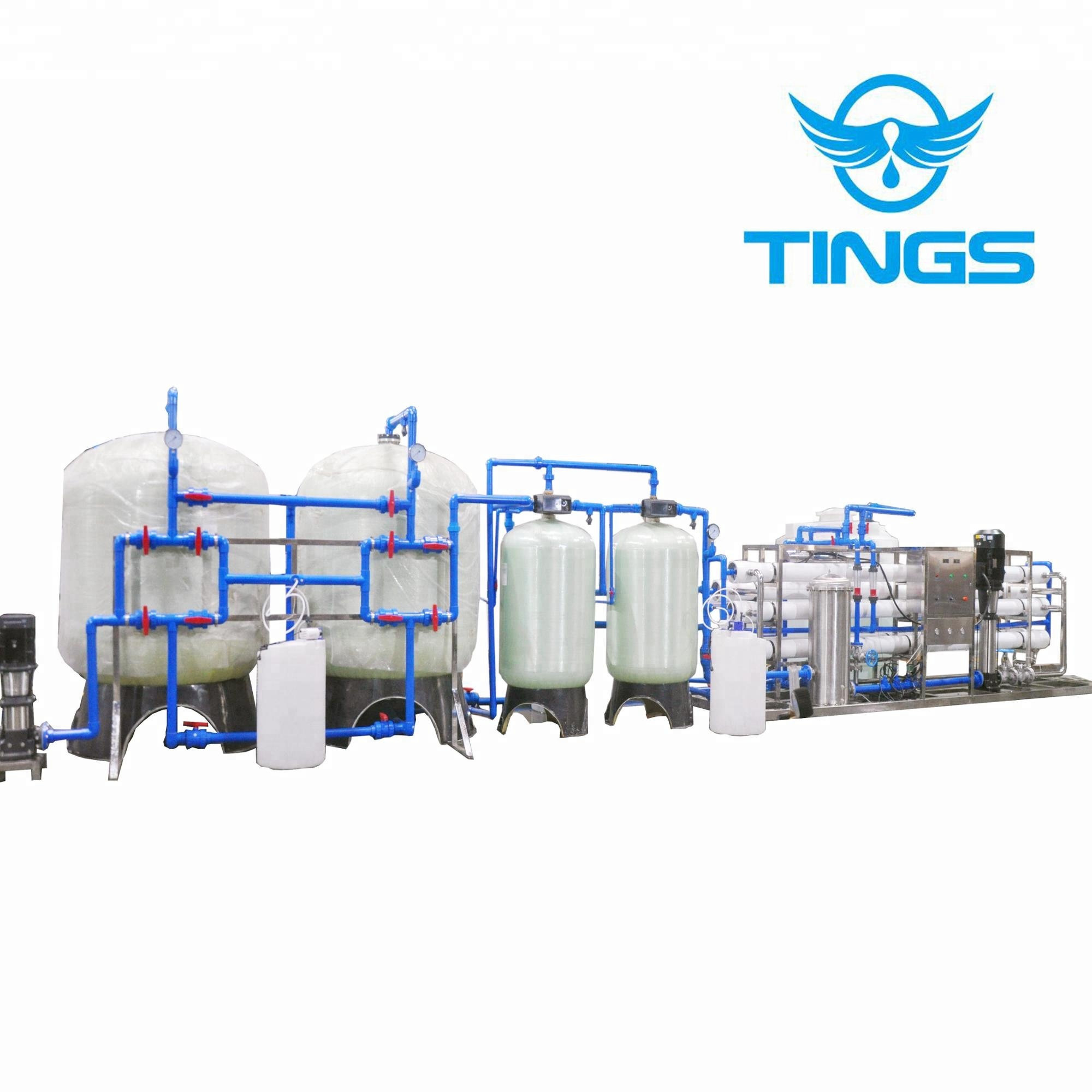 water treatment system/water purification machines/water treatment plant cost