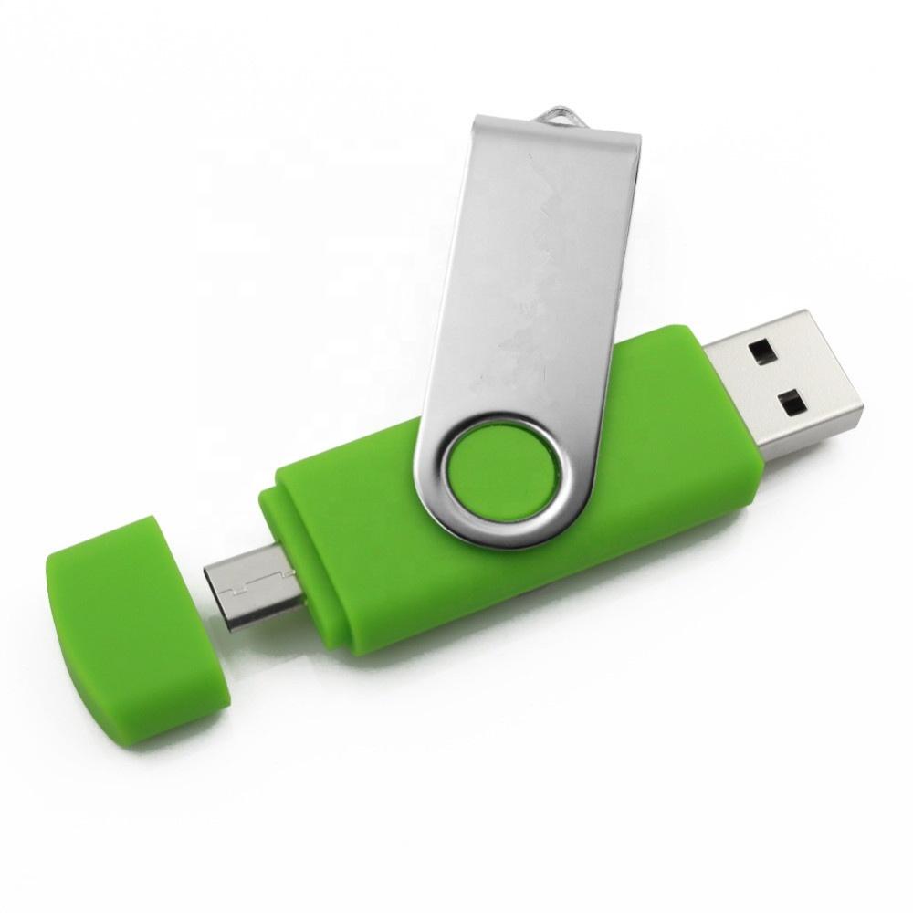 Wholesale 1tb 2tb 4gb OTG USB Flash Disk Swivel OTG USB Disk - USBSKY   USBSKY.NET