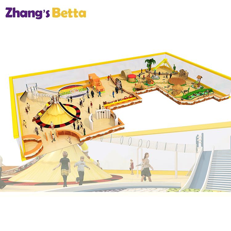 Сельскохозяйственное оборудование для игровых площадок, платный дизайн