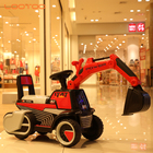 China manufacturer hot sale newest model kids ride on excavator toy