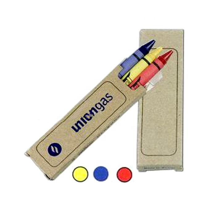 Non-toxic 3 Pack Crayon for Children