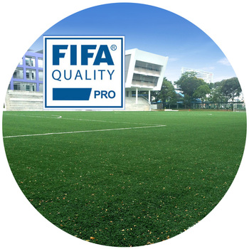 Cheap 50 mm football artificial grass turf for sports flooring