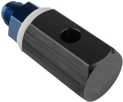 Алюминиевый трубчатый фитинг на заказ, фитинг для нефтяного топливного шланга, контрольные клапаны EFI