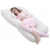 2019 Dream Premium U Shape Comfortable Cotton Pregnancy Pillow Maternity Pillow for Side Sleeping for Growing Tummy Support