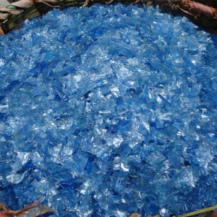 Горячая Соль пластиковые бутылки для воды Лом/пластиковые бутылки для воды измельченных