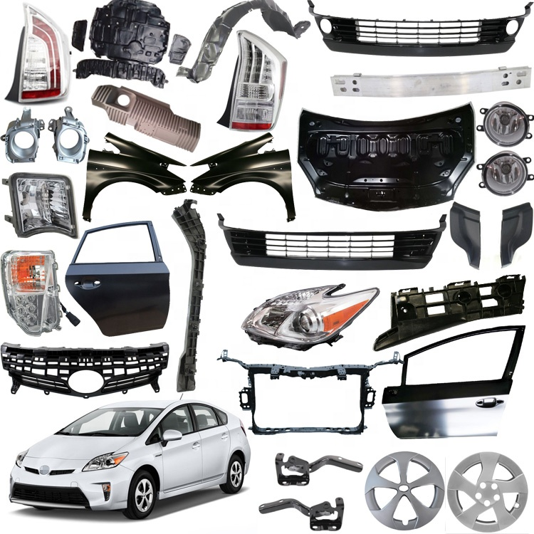 Auto Body Parts Car Accessories Body Kit For Toyota Prius 30 2010 2015 Buy Body Kit Car Body Kit Body Kit Car Product On Alibaba Com