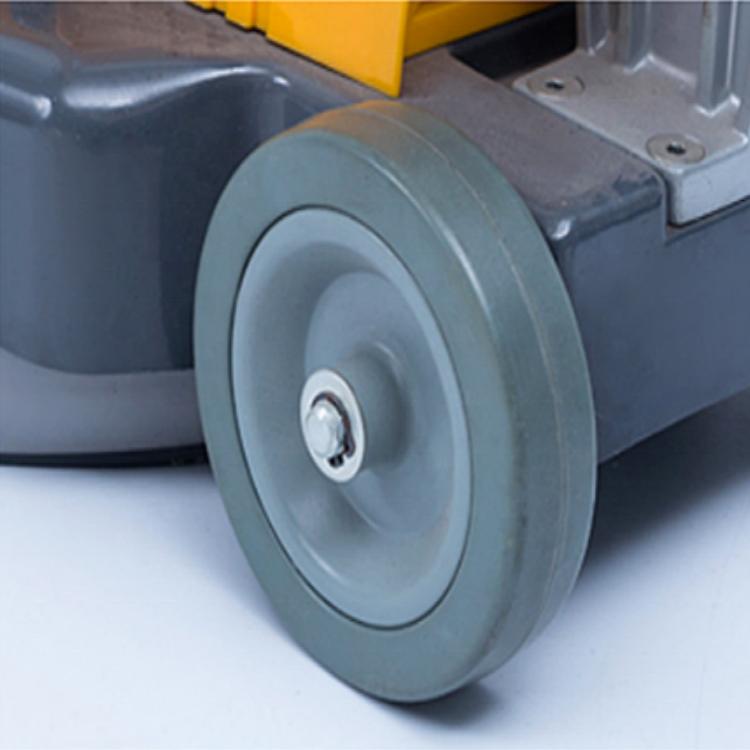 Шлифовальный станок для бетона, промышленная ручная полировальная машина для плитки, дерева, мрамора