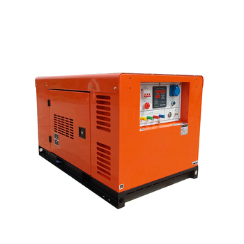 China wholesale 380v soundproof generator diesel 10kw 3 phase