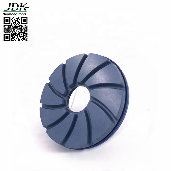 Алмазный шлифовальный круг из смолы для гранита с замком улитки