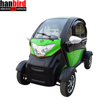 2021 Best Selling Powerful City 2seat Electric Mobility Car