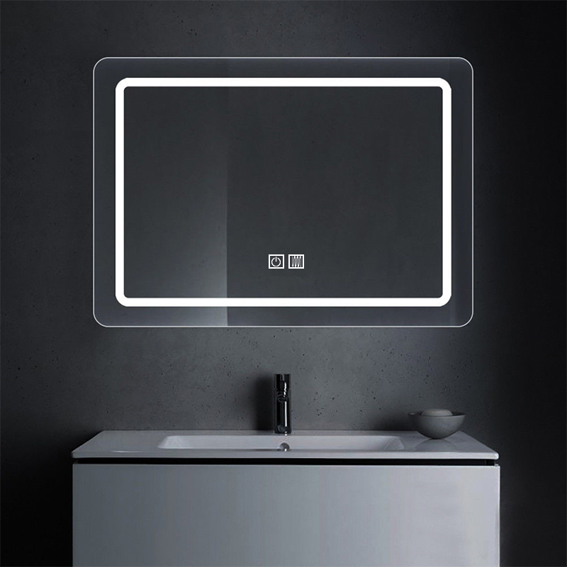 Led Lamp Ip44 Illuminated Mounted Installation Type Bathroom Mirror With Light Attached Buy Led Bathroom Mirror Light Bathroom Mirrors With Lights Attached Led Mirror Dubai Bathroom Mirror Light Product On Alibaba Com
