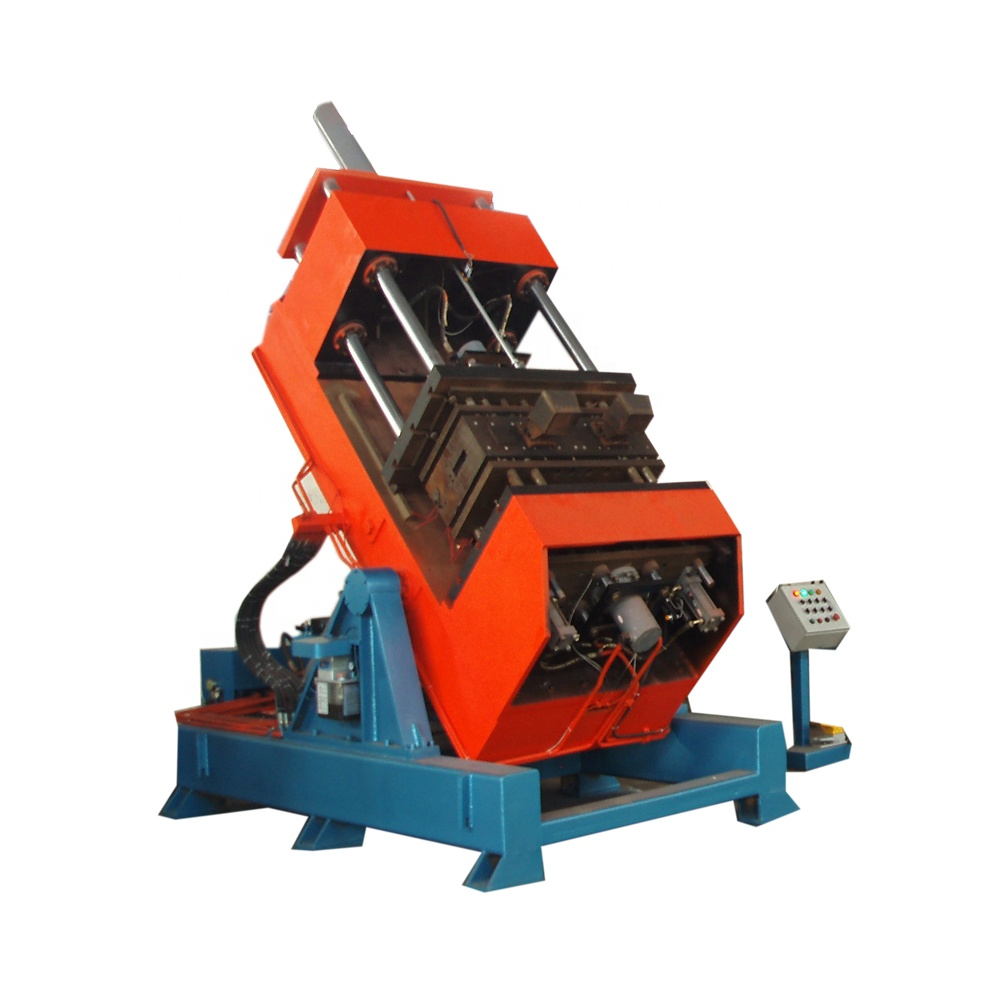 Casting industry machine casting tilt gravity die casting machine aluminum gravity casting machine