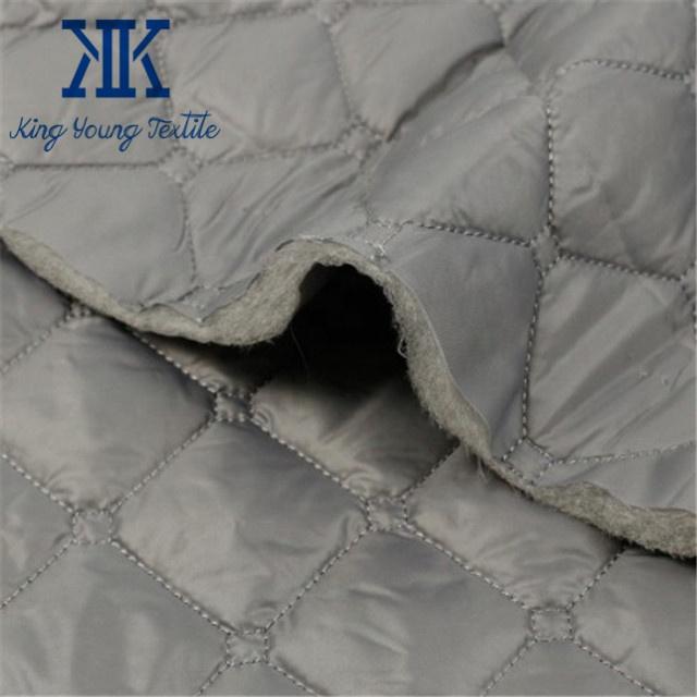 стеганная ткань на куртку купить