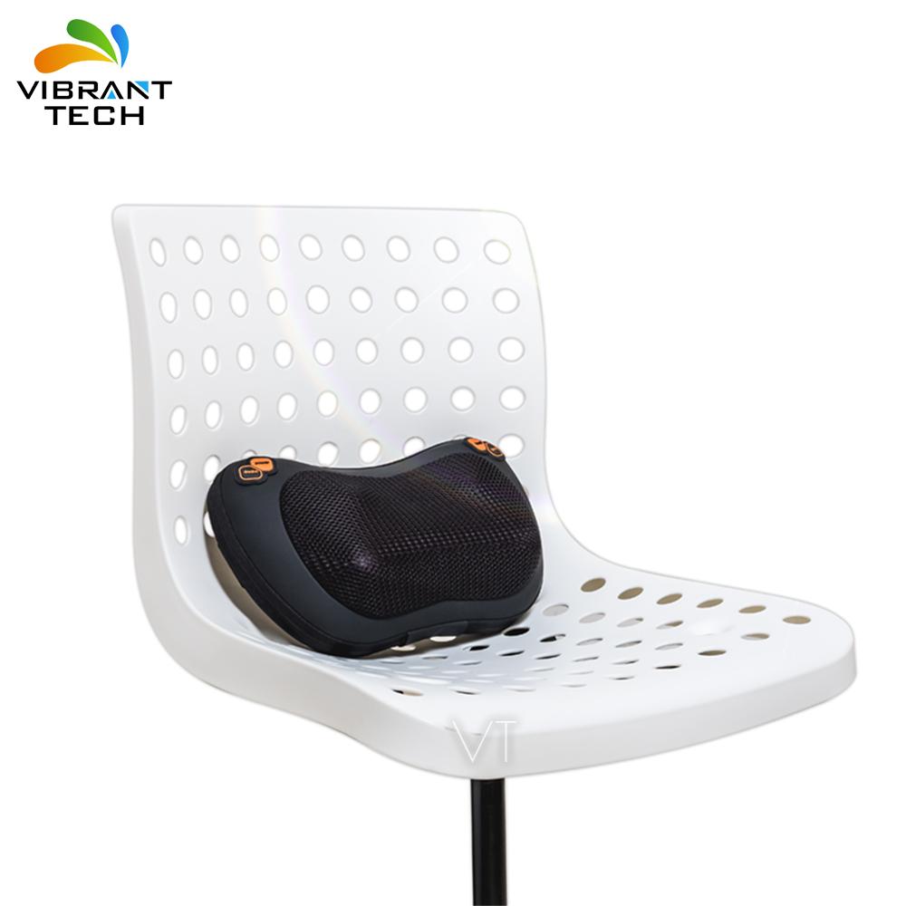 Многофункциональная электрическая подушка для массажа шиацу с подогревом для шеи и спины