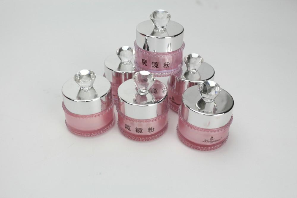 Профессиональный волшебный зеркальный хромовый порошок для ногтей, набор для салона или персонального использования