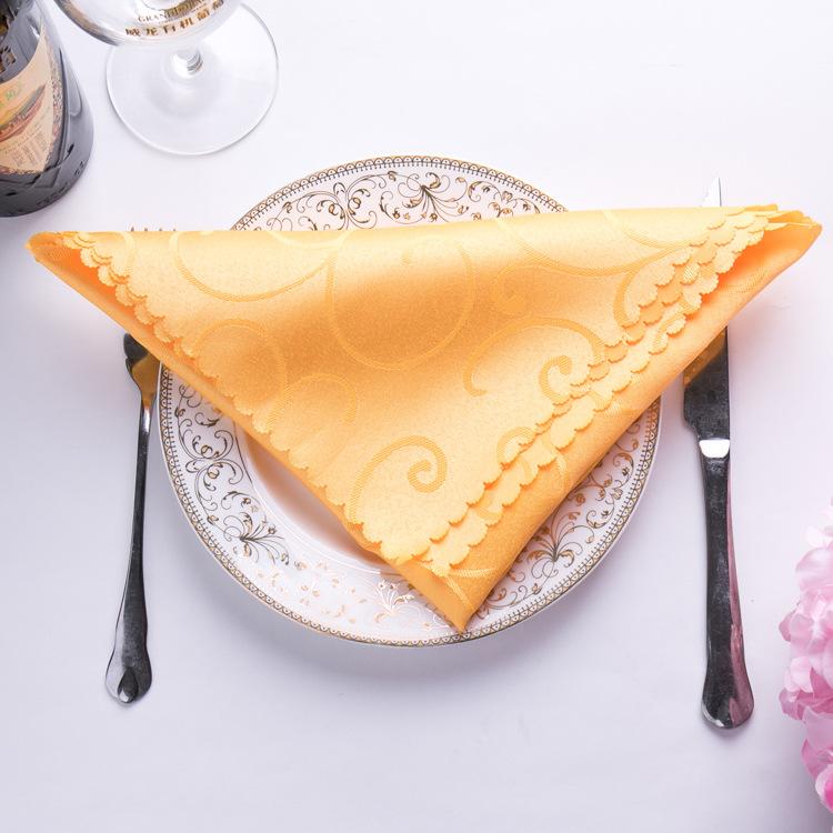 Китай, оптовая продажа, моющиеся салфетки для кухонного стола из полиэстера на заказ