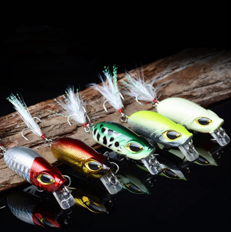 5Pcs//set Fishing Wobblers Mini Crankbait Fishing Lures Crank Bait Hard Baits