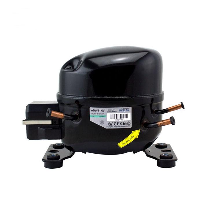 1/3-HP freezer compressor r134a for sale air compressor oil free
