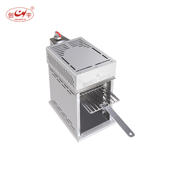 Hot Selling 220V/50Hz High Pressure 2800-5000P Gas Grill Oven