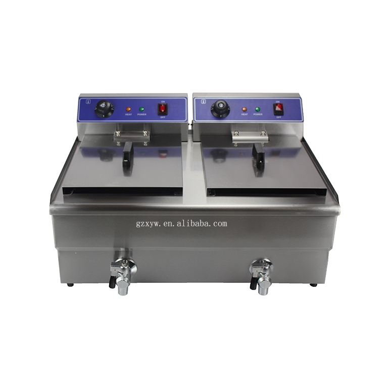 Countertop Deep Fryer Ef 192v For Catering Food Equipment Buy Electric Fryer 19 19l With Griffin Oil Commercial Deep Fryers For Big Deep Fryer Potatoes Hot Sale Deep Fryer For Kitchen Equipment Product On Alibaba Com