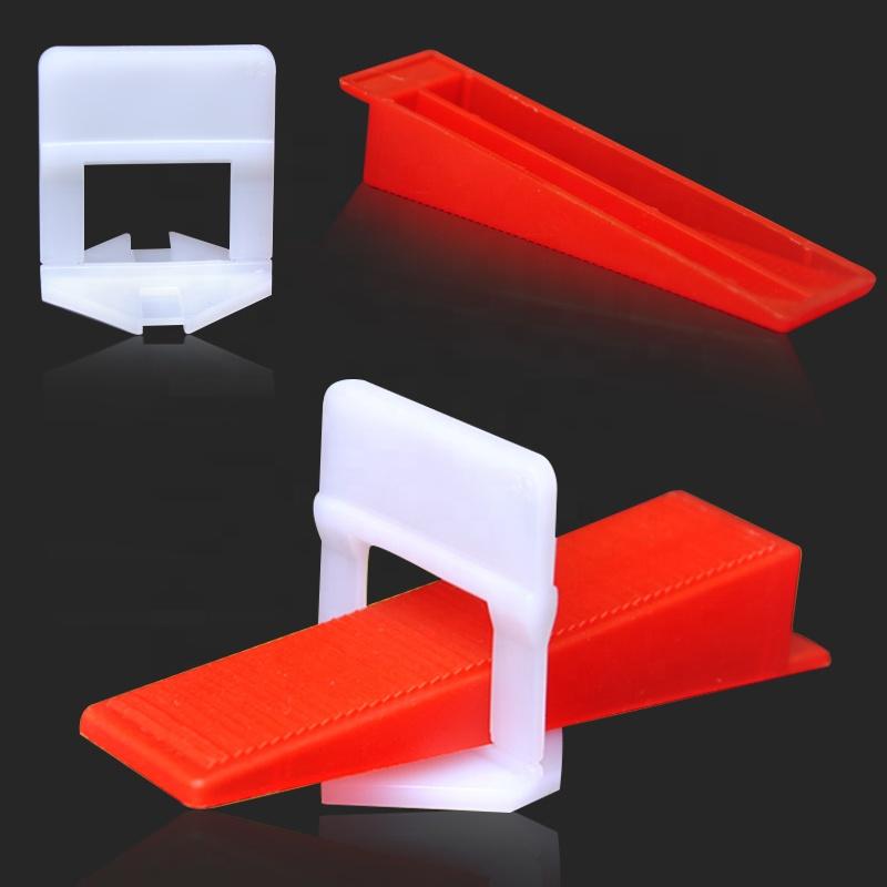 Система выравнивания пластиковой плитки, клипсы и клинья, инструменты для выравнивания и установки керамической плитки, система выравнивания плитки, распорка