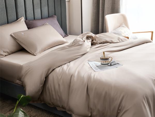 400 нитей, Египетский хлопок, сатин, Тканое полотно, используемое для гостиничных комплектов постельного белья