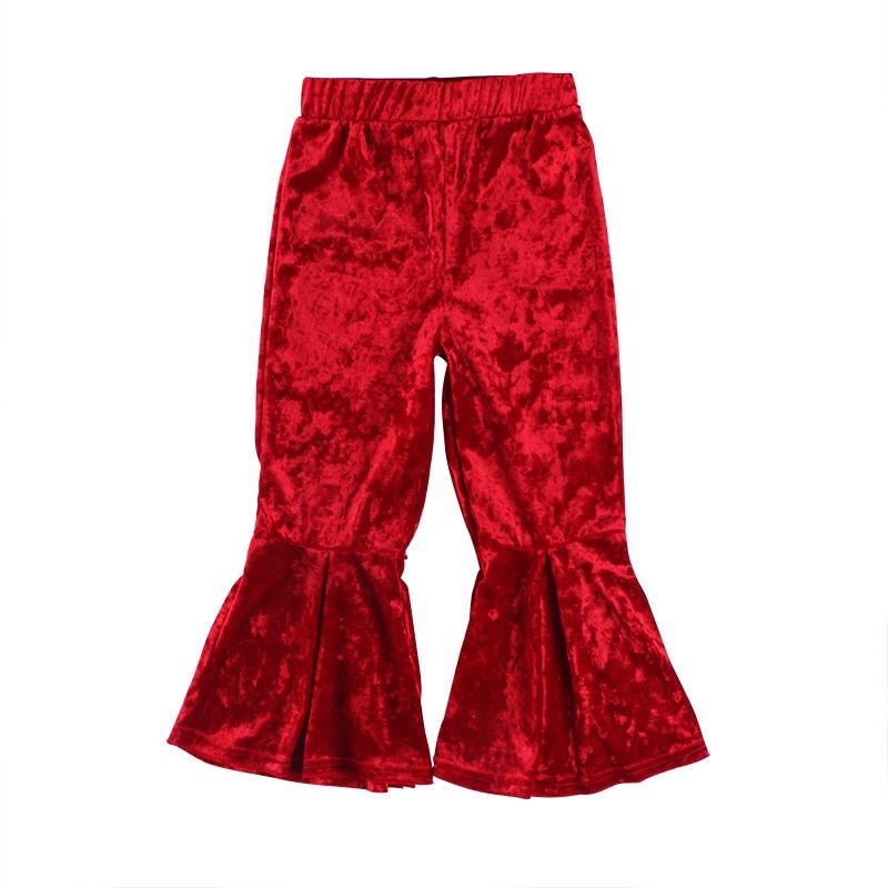 Oптовая продажа; детская одежда; детские штаны с колокольчиком; бархатные штаны для младенцев