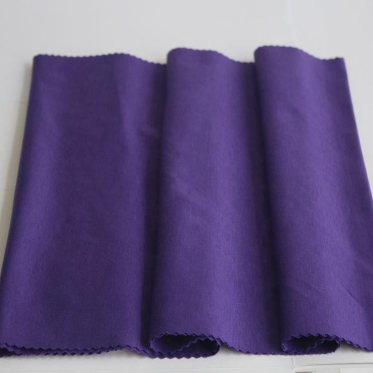 high-end combed modal interlock mercerized knitted fabric for jacket