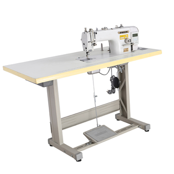 heavy duty industrial sewing machine walking foot direct drive XC-0398