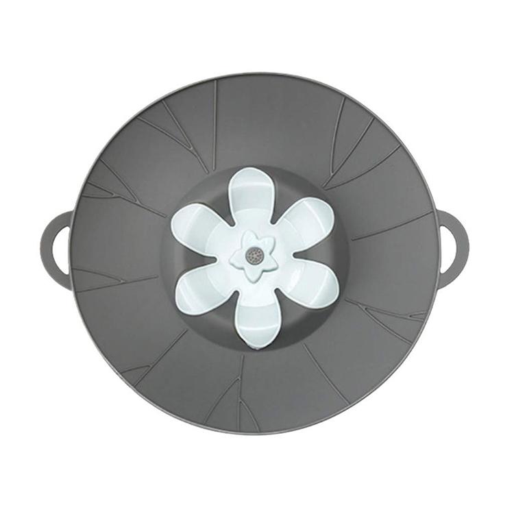 Новое поступление Amazon, крышки для кастрюль, кухонные приспособления, силиконовая крышка, крышка для кастрюли