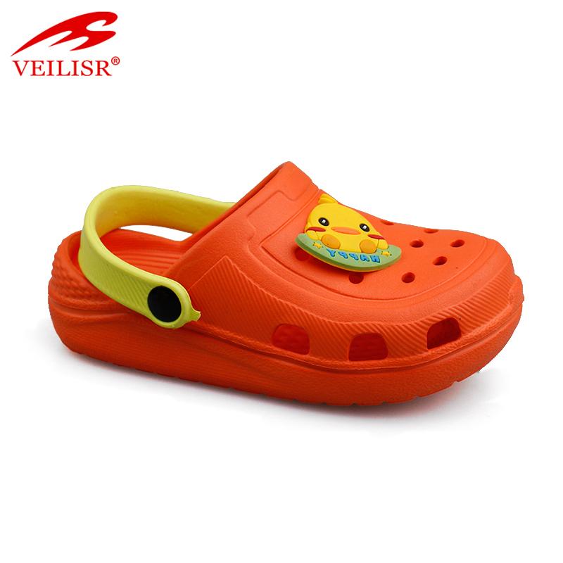 Летние детские сандалии из ЭВА для улицы