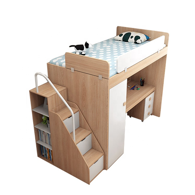 Space Saving Wooden Bunk Bed With Desk And Wardrobe Set Buy Bunk Bed With Desk And Wardrobe Wardrobe Bunk Bed Bed And Wardrobe Set Product On Alibaba Com