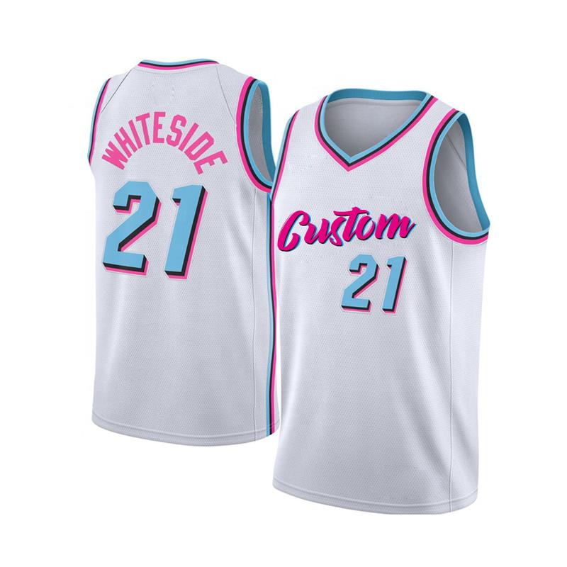 Custom Mens Usa Best Latest Quality Basketball Jersey Uniform ...
