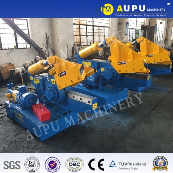 Easy operation fast Hydraulic scrap metal shear machine