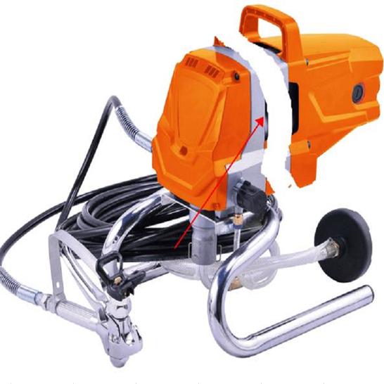 HD2100 DIY Sprayer 1.5L 1010W Electric Airless Paint Spray Gun