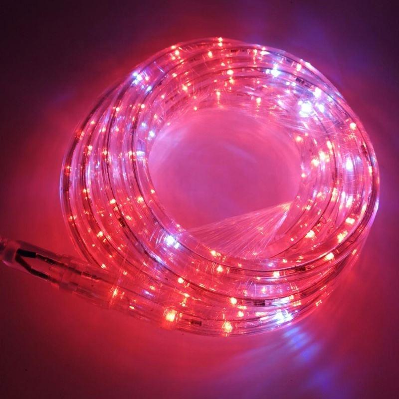 CE ROHS утвержден Гибкая светодио дный светодиодная веревка изменение светодио дный СВЕТОДИОДНЫЕ веревки свет
