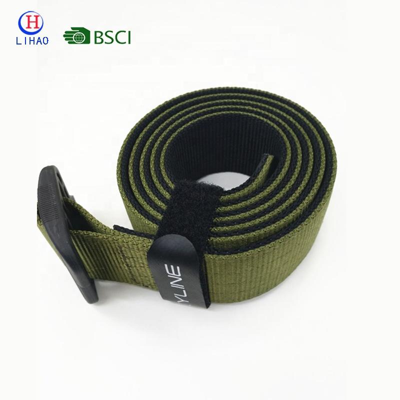Taktische gürtel für militärische versorgungs/militär gürtel mit haken und schleife