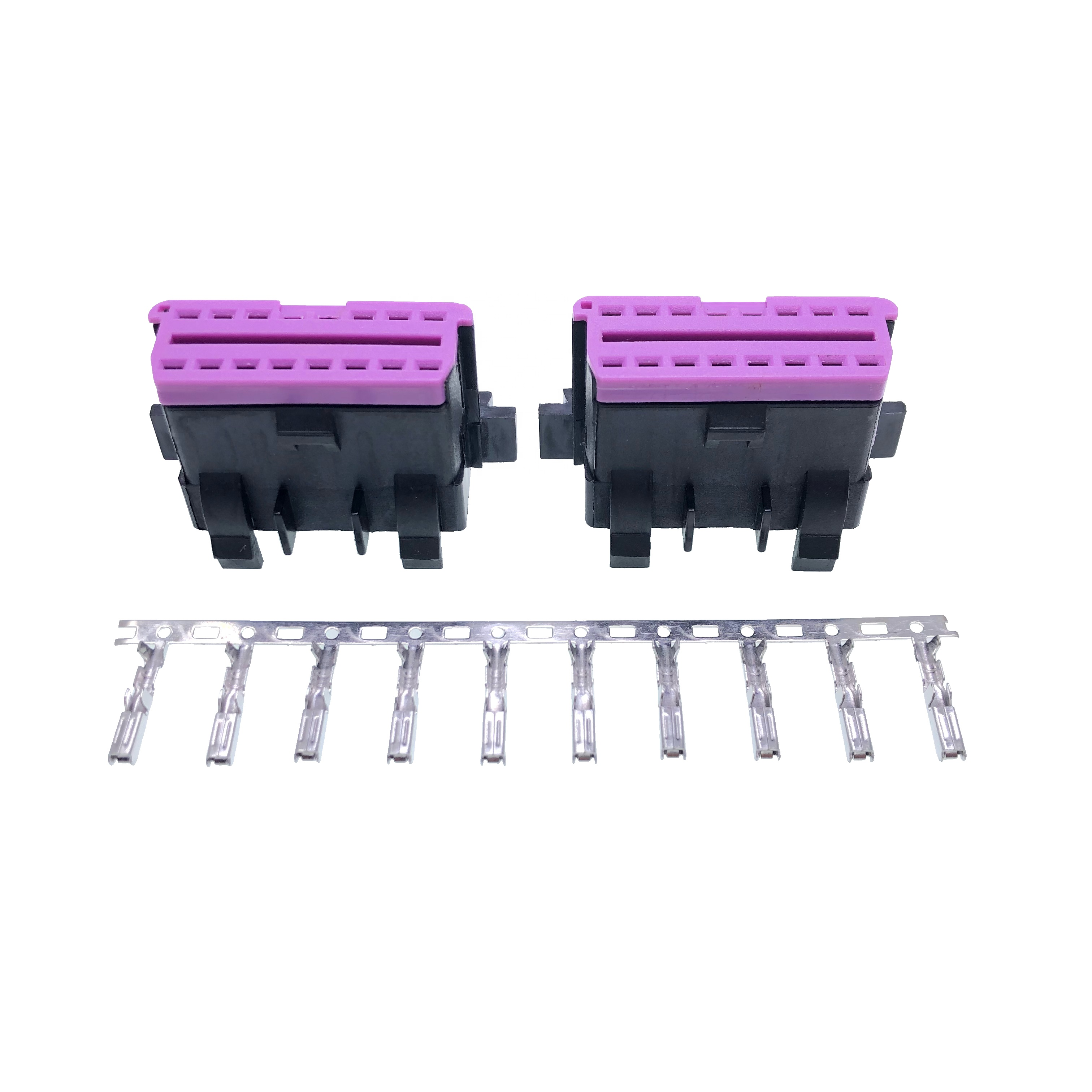 Obd40 Female Connector For Audi Obdii Vw Connector   Buy Vw Connector,Obd  Female Connector For Audi,Vw Product on Alibaba.com
