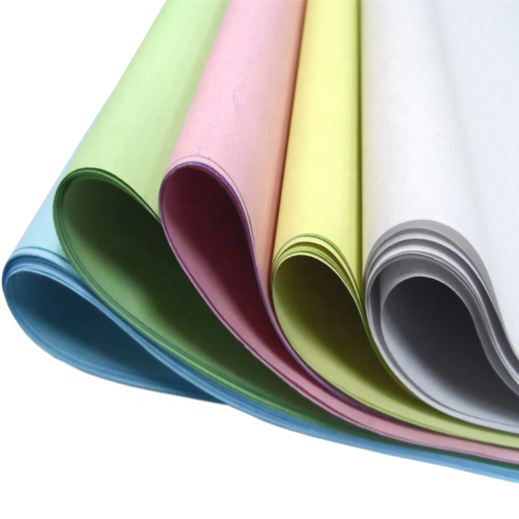 Carbonless Copy Paper sheets
