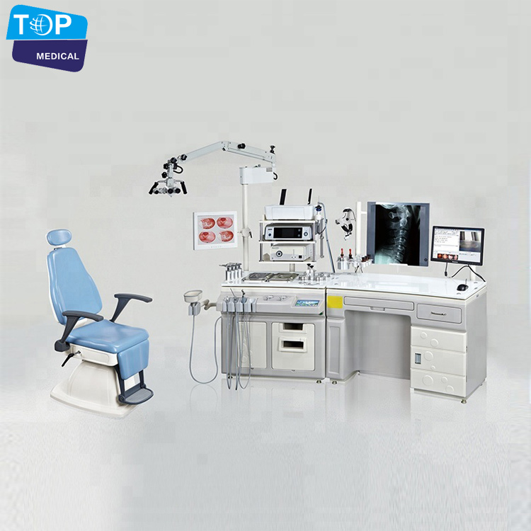 High Quality Ent Endoscopy Equipment, Otolaryngology Equipment, Ent Opd Treatment Unit