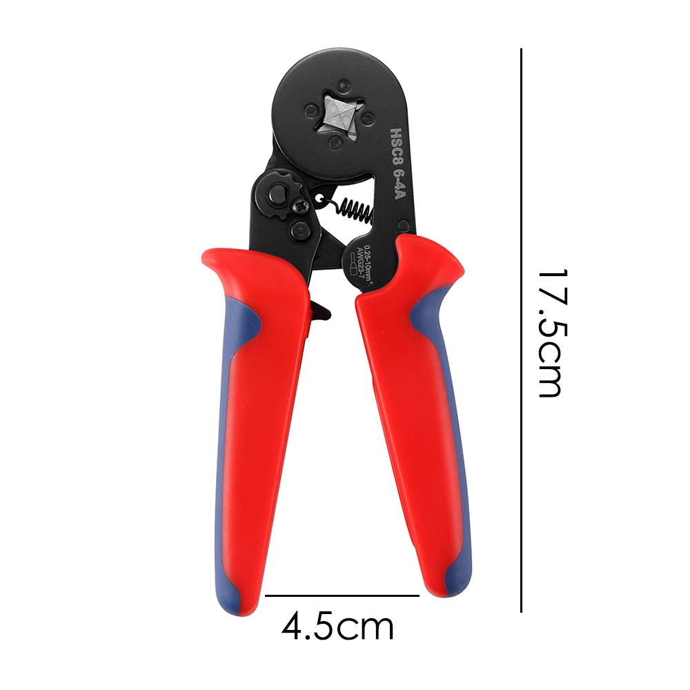 BAOTENG High Quality manual electrical terminal battery cable ratchet crimping tools