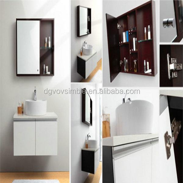 Personnalisée mur mdf- monté vanité salle de bain moderne, armoire de  toilette, fabricant de meubles de salle de bains-Vanités de salle de  bain-ID de ...